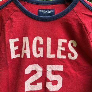 American Eagle Long Sleeve Shirt (M)